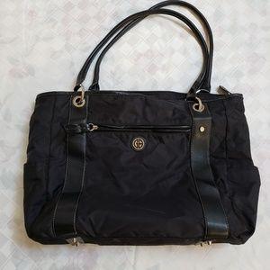 Black Shoulder Bag Well Cared For & Like New